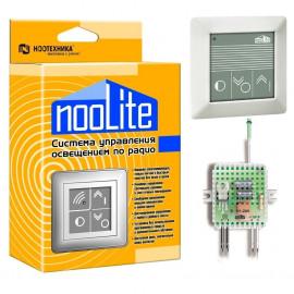Набор №1-2 nooLite (выключатель радиоуправляемый SN111-200, пульт-радиопередатчик PU-212) белый